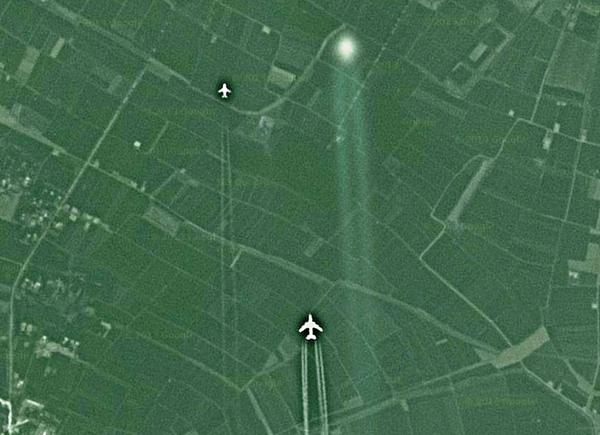 谷歌卫星地图现