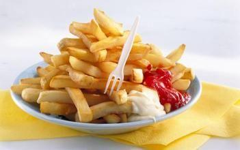 健康饮食 不是吃糠咽菜-油炸食品是不是彻底不能吃