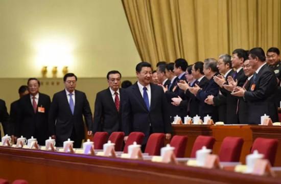 2015年3月13日,中国人民政治协商会议第十二届全国委员会第三次会