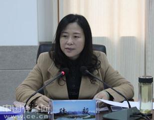 湖北房县政协主席陆毅(女)、县委办原副主任任