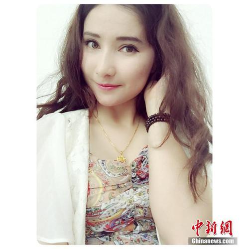 新疆女特警工作生活照走红网络