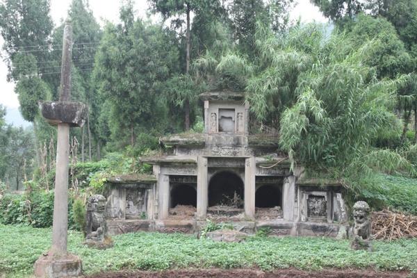 古墓葬频繁被盗 中国文物保护堪忧图片