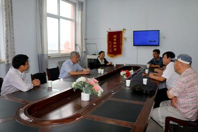 一行先后深入到任县四中、平乡节固乡中心小学、广宗冯家寨中学走访图片