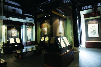 编者按:在大型美术馆的展览项目中图片