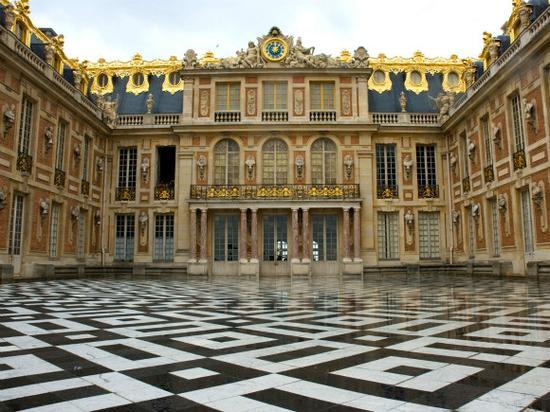 的欧洲宫殿如法国图片