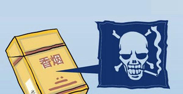 中国烟盒何时穿上警示图形外衣