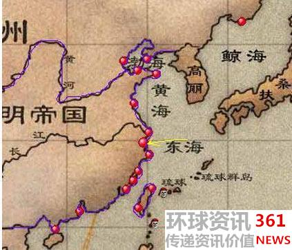 琉球地图全图高清版