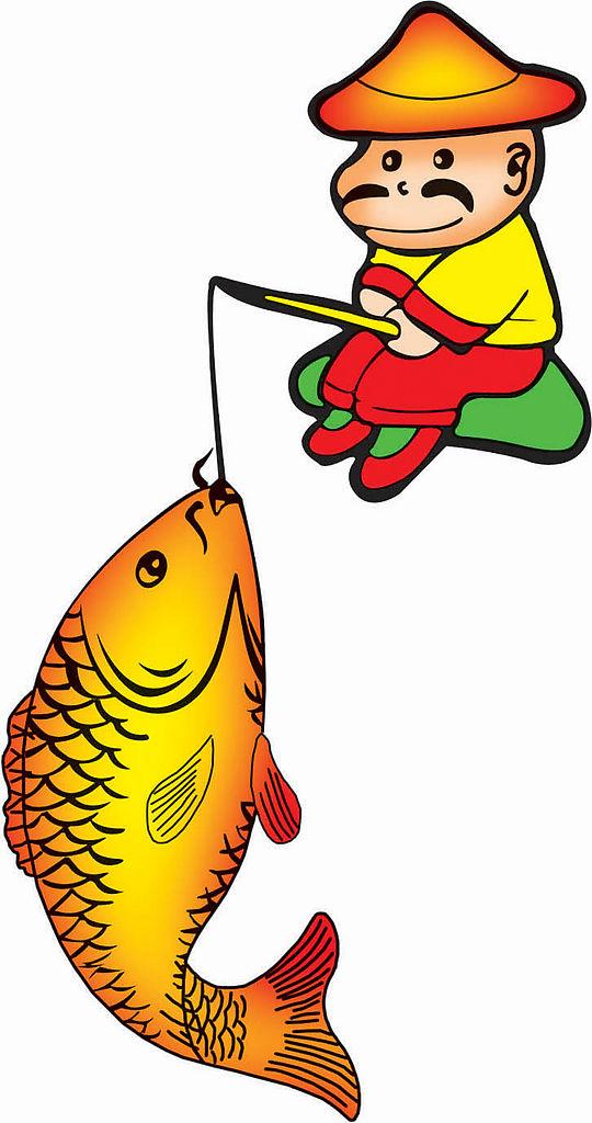 钓鱼最早并非消闲 唐代出现装有绕线轮的钓竿——人民