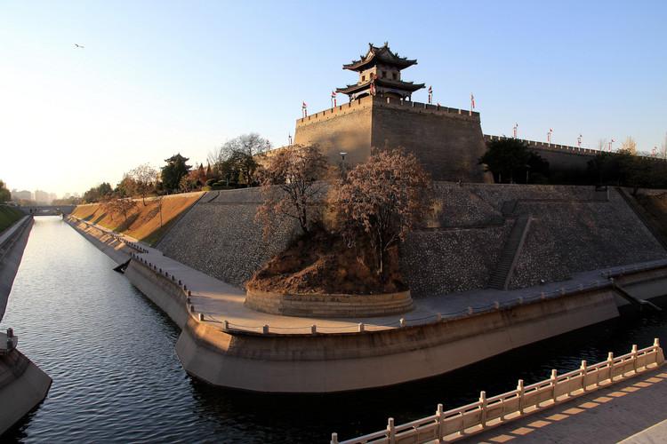 张瑞昊:西安古城墙