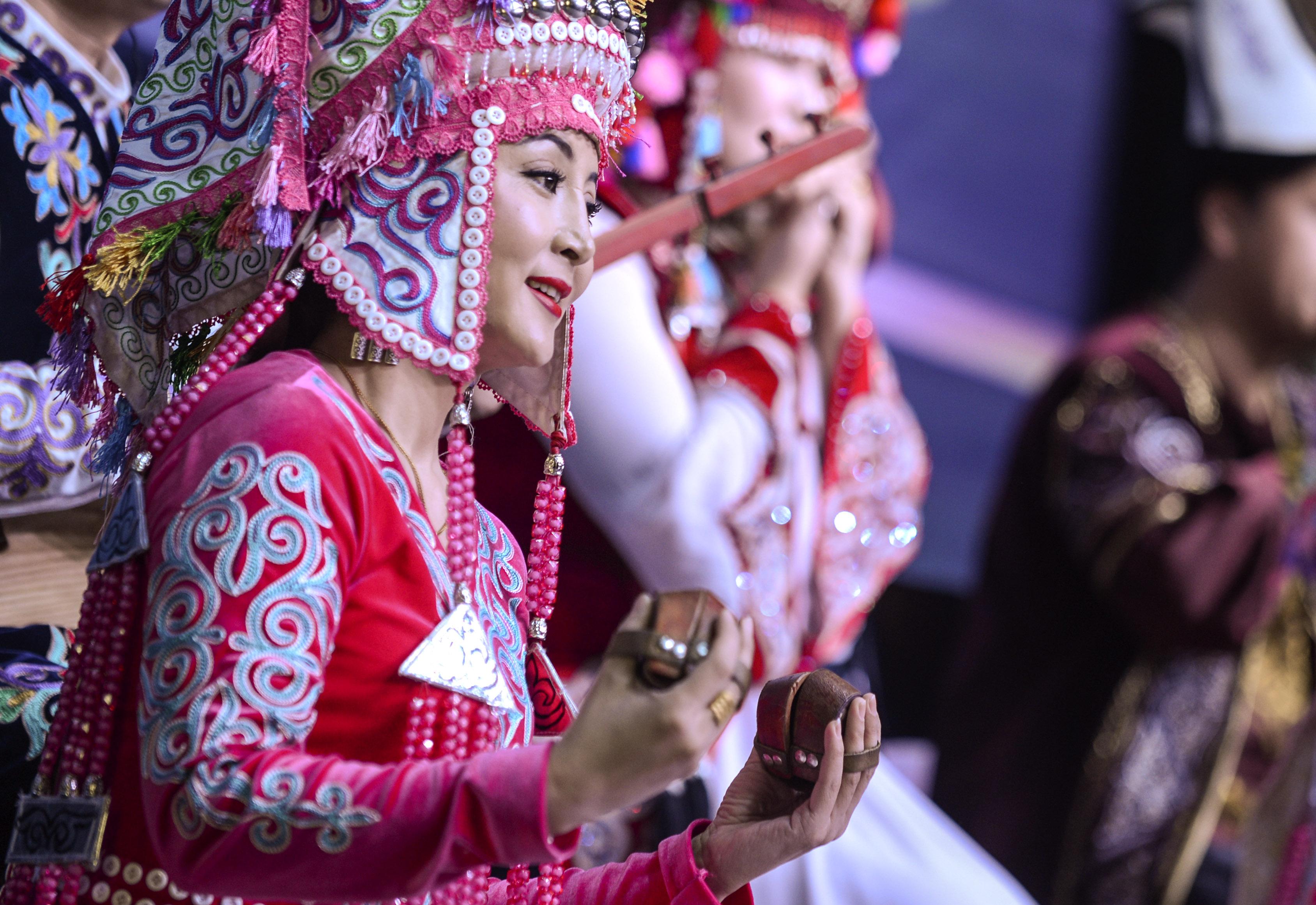 新疆的民族