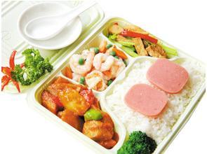 营养做法午餐菜谱大全_中小学生兔肉午餐菠萝营养学生的菜谱图片