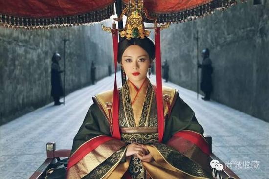 历史记载中的第一皇后