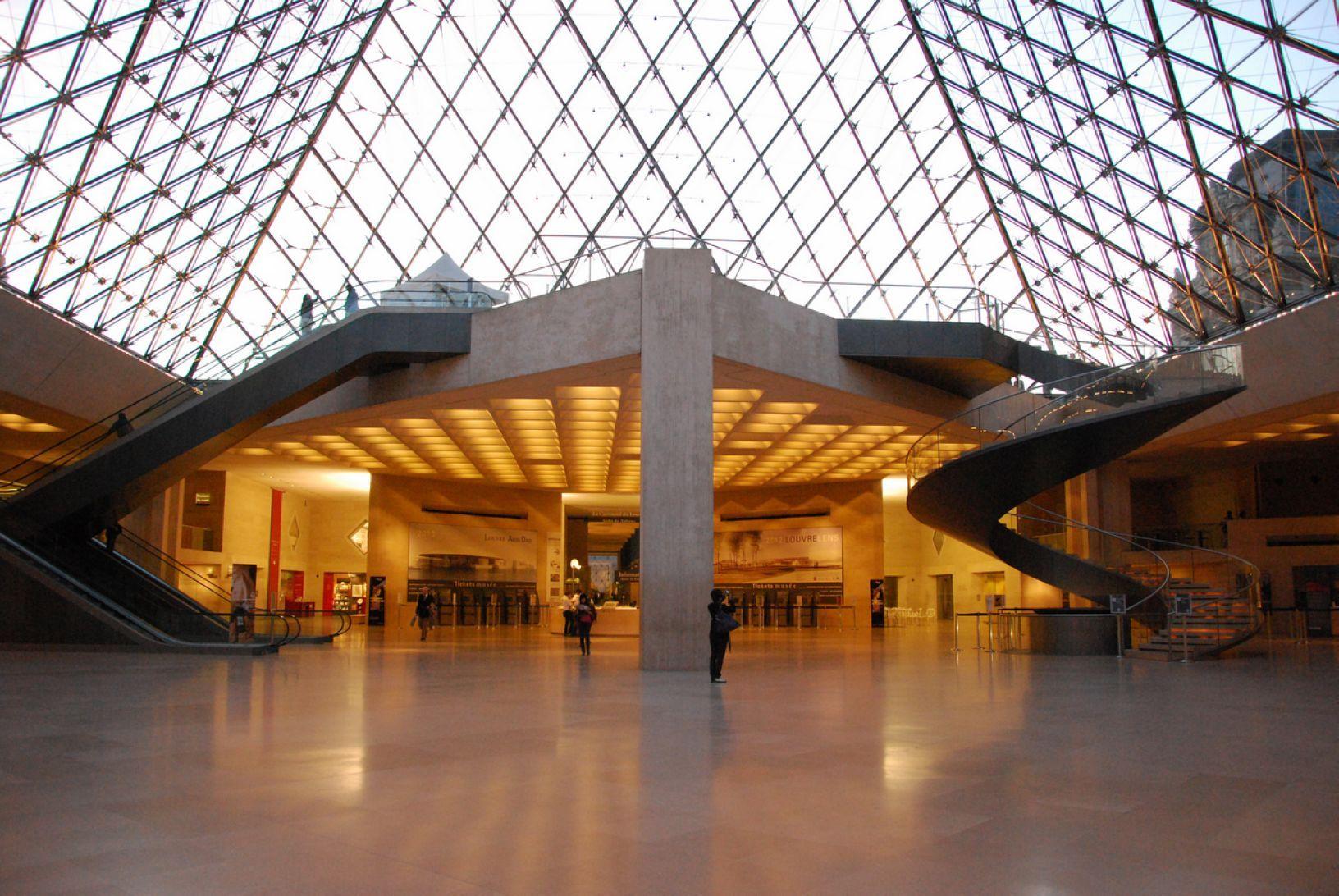 博物馆设计平面图cad