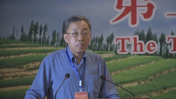 内蒙古敖汉旗赵志刚-发展国际会议在敖汉举行
