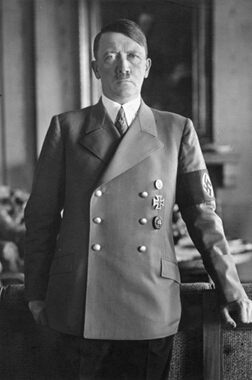 道夫希特勒壁纸_之前,希特勒曾问鲁登道夫将军(general ludendorff,1923 年未遂政变的