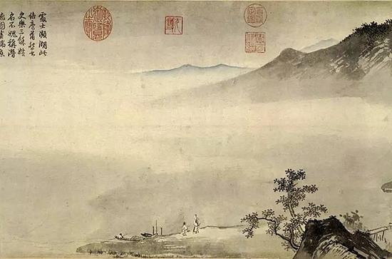 那些不可不知的中国书画精品