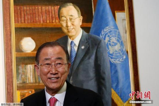-->--> -->  当地时间12月14日,美国纽约,即将卸任的联合国秘书长潘基文同夫人柳淳泽一起为画像揭幕。联合国总部秘书处大楼一层举行了潘基文画像揭幕仪式。自此,潘基文的画像与其前任7位秘书长的画像一同悬挂在秘书处大楼一层走廊的墙上。 中新网12月16日电 据韩国媒体报道,即将卸任的联合国秘书长潘基文15日参加韩国常驻联合国代表部举行的欢送会并接受韩国特派记者的采访。,在被问及回韩国后的计划时,潘基文表示,将寻找利于韩国发展的道路,并为此倾听韩国国民的意见。 在被问及与有意参加韩国总统选举的前
