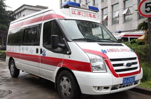 急救中心-南京 不避让救护车可能记入信用记录