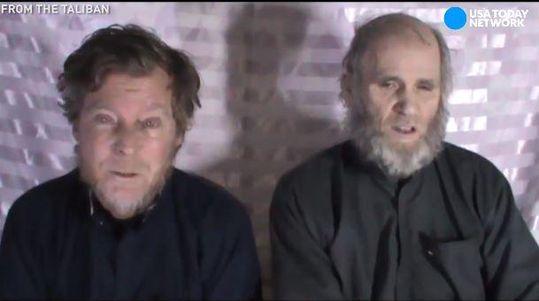 91pp视频_塔利班公布美国人质视频 被劫持者向候任总统特朗普求助
