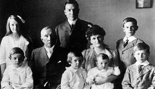 洛克菲勒家族何以打破富不过三代--人民政协网