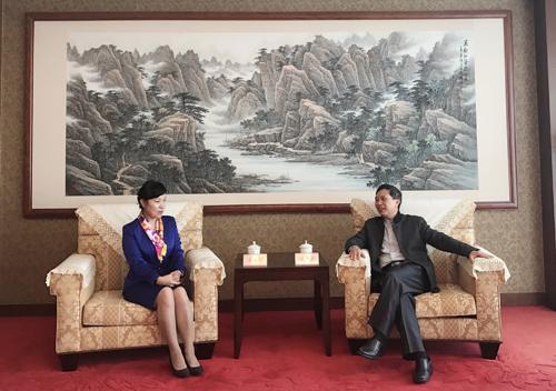 内蒙古海联会代表团成功访问香港和澳门