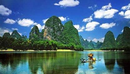 广西东兴漂亮风景图