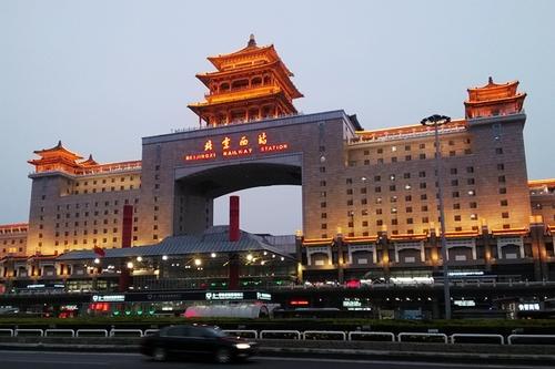 北京西站启动24小时治安巡逻 全力净化站区治安环境