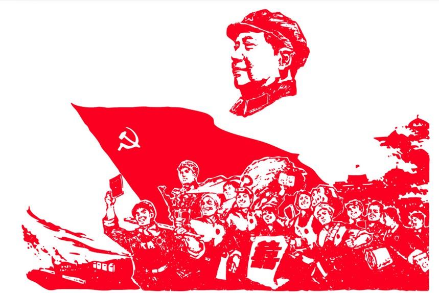国庆节的天安门简笔画图片