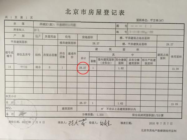据悉,案件在审理期间,法官亲自去现场查看过,随后李先生撤诉。 我跟单位买的房子,面积房本上写的清清楚楚,怎么可能少呢?刘先生并没有将此事放在心上,他认为李先生是无理取闹。 然而,今年3月,李先生再次将刘先生诉至法院,他还拿出了2016年12月27日,?#26412;?#24066;国土资源局为其发放的新房屋产权证作为证据,该证显示房屋建筑面积变为28.