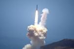 美国洲际弹道导弹拦截测试成功