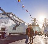 中国第二十五批护航编队在新西兰举行开放日