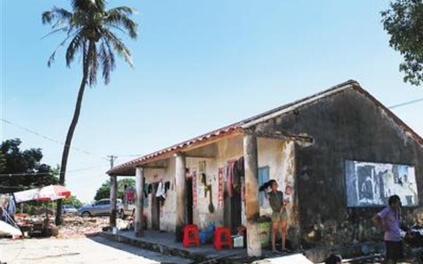 海南小村婚事 折射从贫困山村到美丽乡村的嬗变