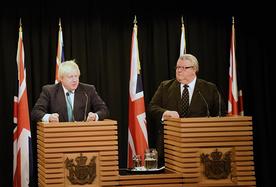 英国将与新西兰谈判自贸协定