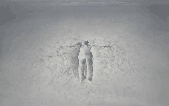 徐青峰 《亲临存在》 280cm×180cm 2007年