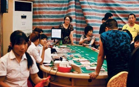 中国男子被囚缅甸赌场 深陷