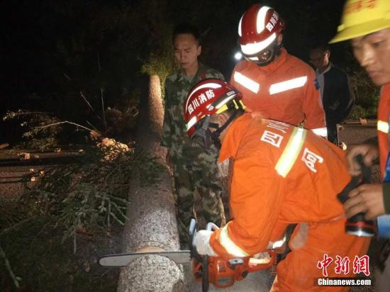 九寨沟地震已致13人遇难164