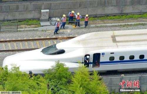 资料图:日本新干线列车