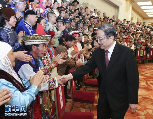 同心实现中国梦的强大动力,实践证明行之有效,深受欢迎,必须继承好