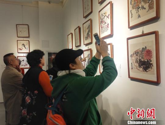 齐白石入室弟子周铁衡书画篆刻文献展在沈阳举办