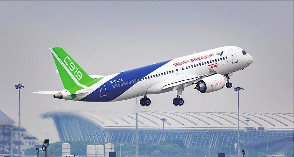 国企·民企 聚·焦点  让国产大飞机早日翱翔于蓝天,曾经是数代中国人