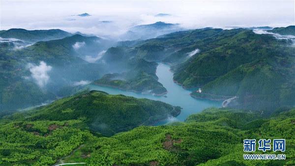 十九大报告竖起生态文明建设里程碑