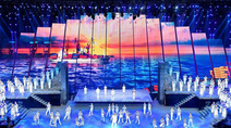 第三届海上丝绸之路国际艺术节在福建泉州开幕
