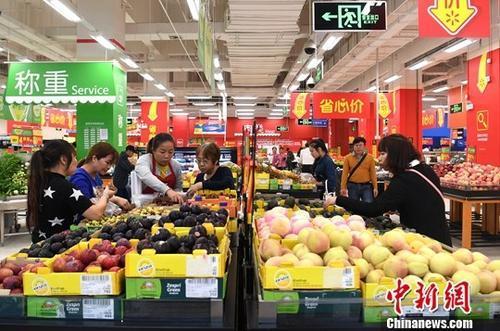 11月北京CPI同比上涨2% 菜、肉价显著下降