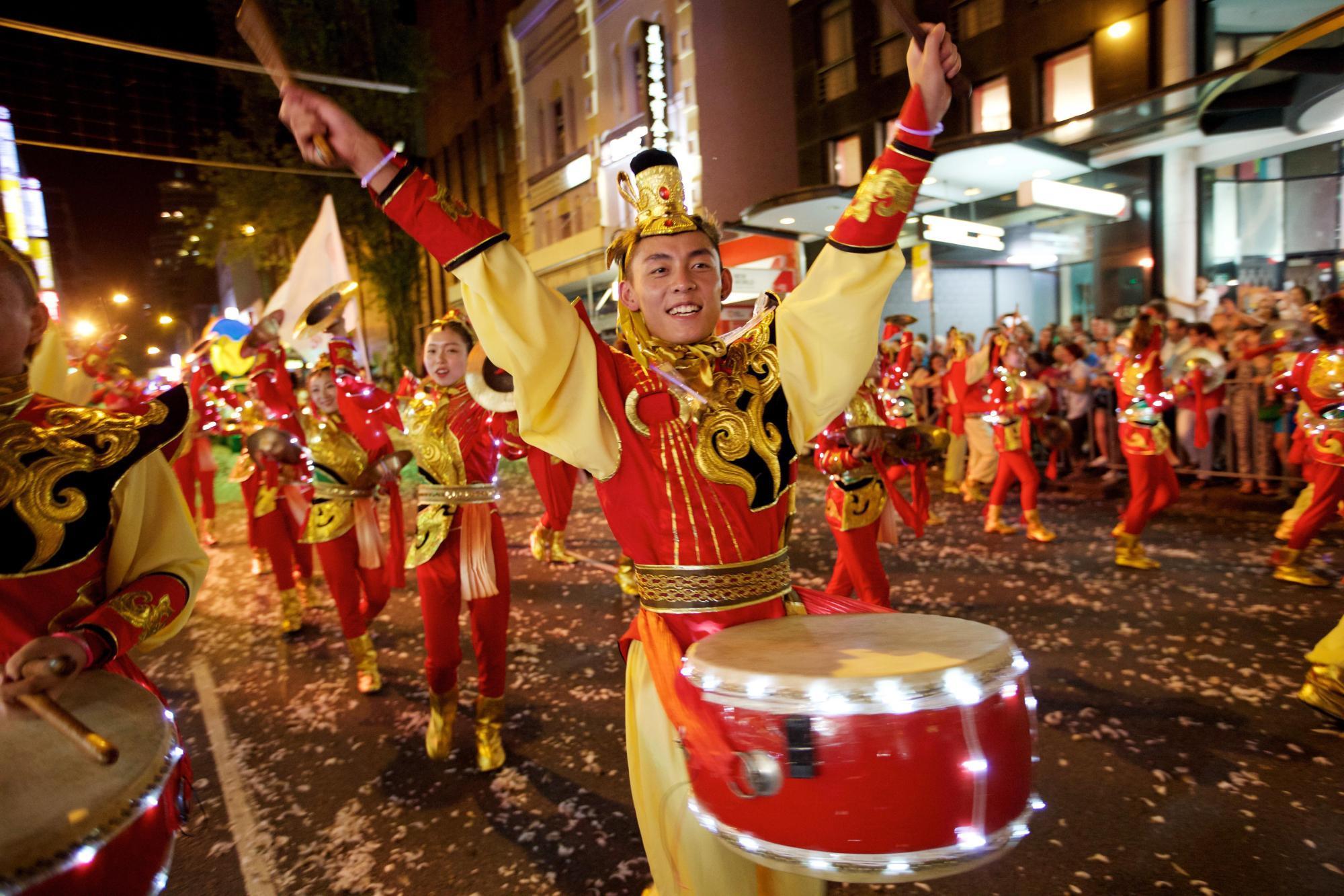 邢晨声:春节 最具活力的文化自信图片