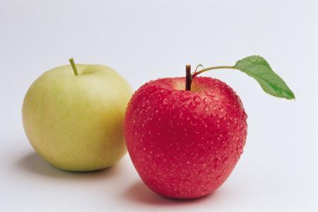 苹果切开变黄怎么办图片