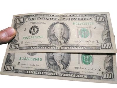 上世纪前期发行的美元存世不多