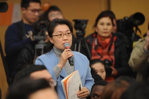 中国食品安全报记者提问