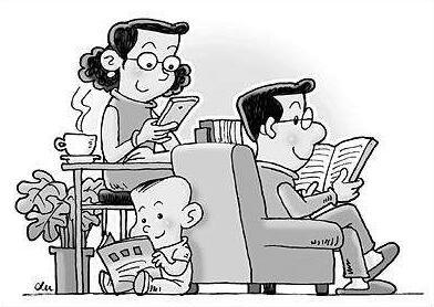 多样化阅读值得鼓励图片