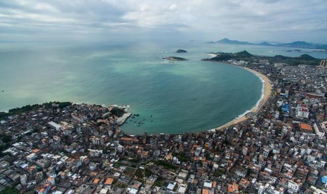 东山岛海湾整治,为生态旅游岛赋能