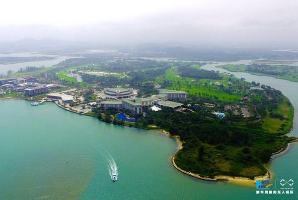 昌江县昌江棋子湾旅游度假区、昌江核电站、儋州海
